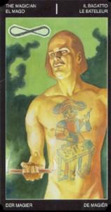 1 Маг - Таро Таттуаж - галерея карт