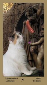 "11 Таро ""Катавасия"" (Tarot Cat-A-Vasya)"