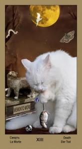 "13 Смерть Таро ""Катавасия"" (Tarot Cat-A-Vasya)"