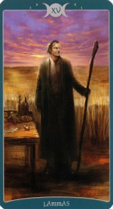 "15 Аркан Таро ""Как Вверху"" (Книга Теней Том 1)"