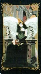 2 Жрица Таро Темных Ангелов