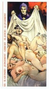 20 Суд - Таро Декамерон - галерея карт