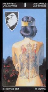 3 Императрица - Таро Таттуаж - галерея карт