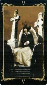 5 Жрец Таро Темных Ангелов