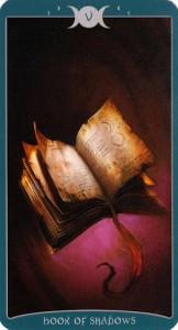 "5 Аркан Таро ""Как Вверху"" (Книга Теней Том 1)"