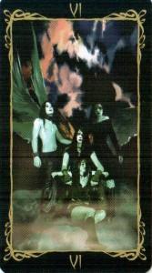 6 Влюбленные Таро Темных Ангелов