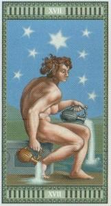 17 Звезда Таро Микеланджело - галерея карт