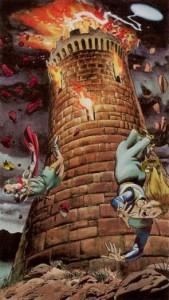 16 Башня Таро Ритуалы Ордена Золотой Зари - галерея карт