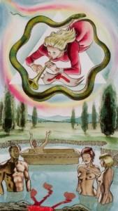 20 Суд Таро Ритуалы Ордена Золотой Зари - галерея карт